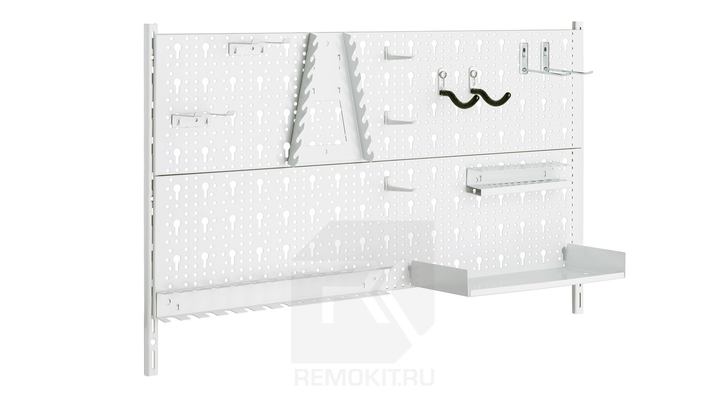 Секция WORKSHOP Kit Белый